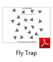 Fly Trap Game