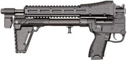 KEL TEC SUB 2000 Disassembly