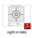 Sight In Data